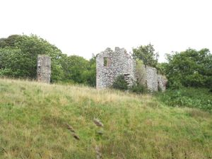Glasclune Castle